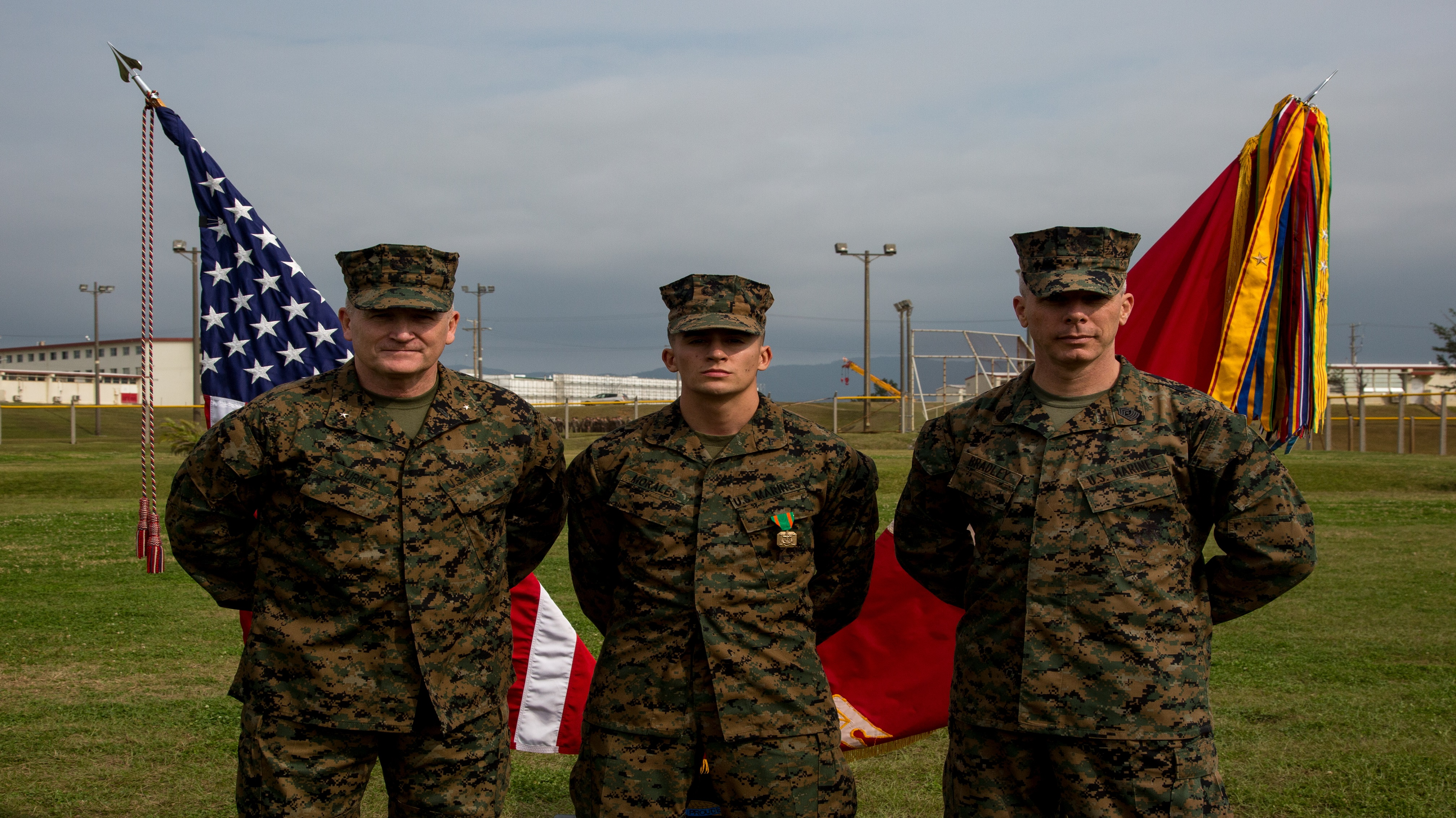 Marine of the Year for 3rd Marine Division