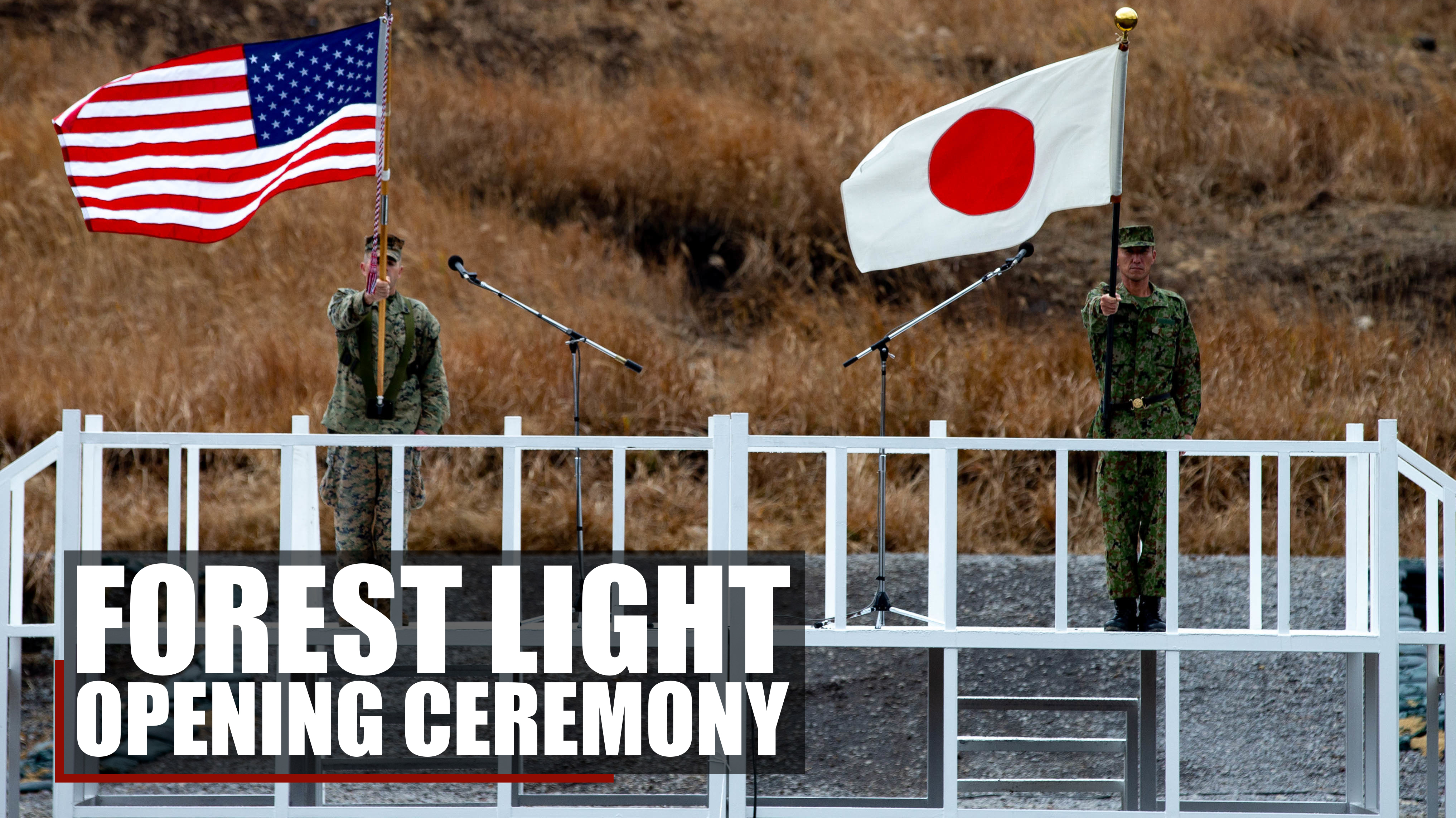 Opening Ceremony for Forest Light 19.1