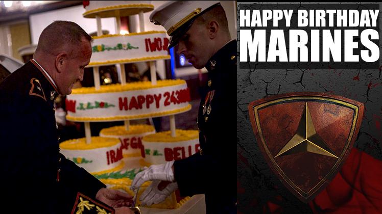 3rd Marine Division Birthday Message